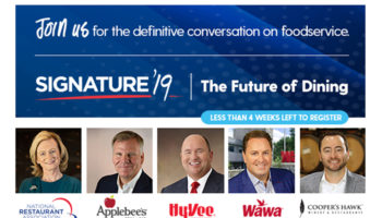 Signature 19 The Future of Dining