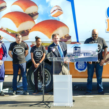 White Castle Orlando Announcement
