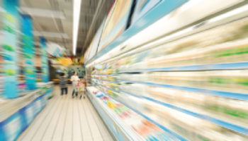 Supermarket refrigeration
