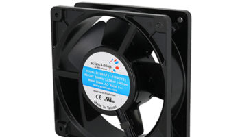 EC Fans and Drive high temperature fan